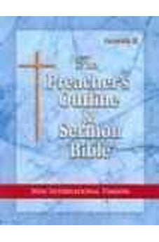 Preacher's Outline & Sermon Bible-NIV-Genesis 2: Chapters 12-50 9781574070927