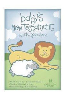 HCSB Baby's New Testament with Psalms 9781586400798