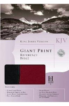 KJV Giant Print Reference Bible 9781586405144
