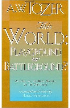 This World: Playground or Battleground? 9781600660306