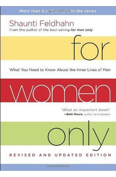 For Women Only, Revised and Updated Edition: What You Need to Know About the Inner Lives of Men 9781601424440