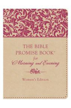 Image of The Bible Promise Book for Morning & Evening Women's Edition