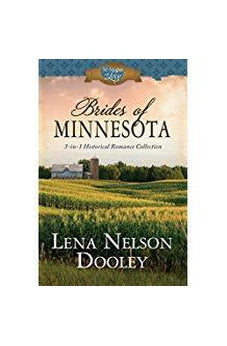 Brides of Minnesota: 3-in-1 Historical Romance (50 States of Love) 9781683223238