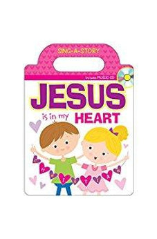 Jesus Is in My Heart Sing-a-Story Book (Let's Share a Story) 9781683224303