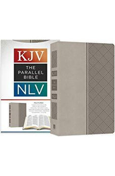 KJV NLV Parallel Bible [Pewter]