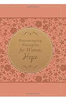 Encouraging Thoughts for Women: Hope 9781683226819