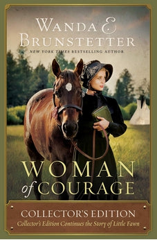 Woman of Courage: Collector's Edition Continues the Story of Little Fawn 9781683227878
