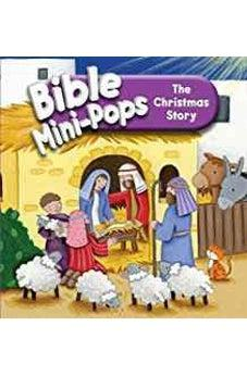 The Christmas Story (Bible Mini-Pops) 9781781282830