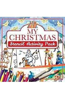 My Christmas Stencil Activity Pack 9781781283042