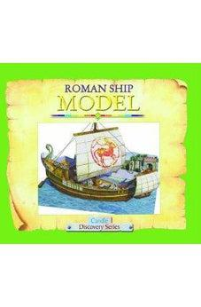 Candle Discovery Series-Roman Ship Model: CDS-Roman Ship Model 9781859856628