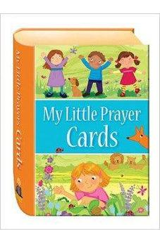 My Little Prayer Cards 9781859859858