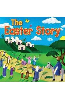 The Easter Story (Candle Bible for Kids) 9781859859926