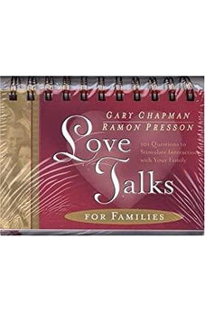 Love Talks for Families (Lovetalks Flip Books) 9781881273493