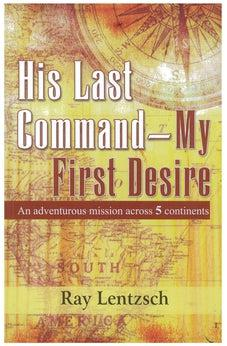 His Last Command - My First Desire 9788173629198