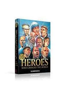 10 Heroes Who Changed the World - Faith Courage - Heroes of Faith & Courage Hardcover (Heroes of Faith & Courages) 9788771323979