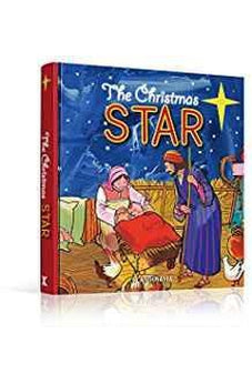 The Christams Star - Christmas Story - A Christmas Story for Children. Hard Cover with Lighted Star 9788771325041