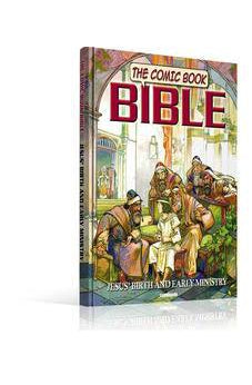 Jesus' Birth and Early Ministry - Comic Bible 9788771325119