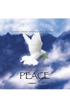 The Gift of Peace (Quotes) (Gift Book) 9788772470900