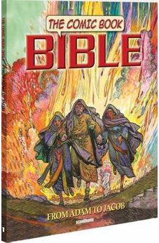 From Adam to Jacob (#01 in Comic Book Bible Old Testament Series) 9788772471990