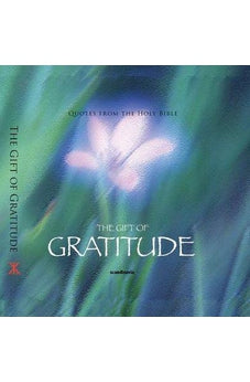 The Gift of Gratitude (CEV Bible Verses (Gift Book) 9788772472874