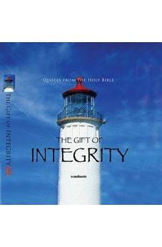 The Gift of Integrity (Bible Verses) (Gift Book) 9788772473062