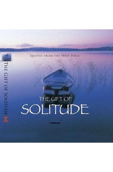 The Gift of Solitude (CEV Bible Verses) (Gift Book) 9788772473222