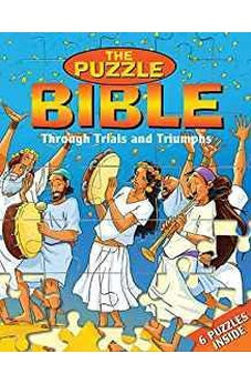 Through Trials and Triumphs Jigsaw Puzzle Bible-Children Games- Bible Puzzles- Nehemiah-Jerusalem-Queen Esther-Daniel- God's People- Fiery Furnace- ... Games for Children-Padded Hard Cover 9788772475974