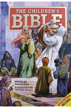 The Children's Bible, with Apocrypha 9788772476896
