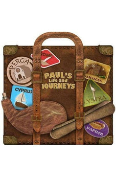 Paul's Life & Journeys Bible Stories for Children (Paul's Life and Journeys) 9788772479767