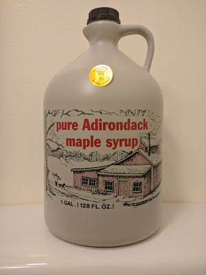 100% Pure New York Maple Syrup