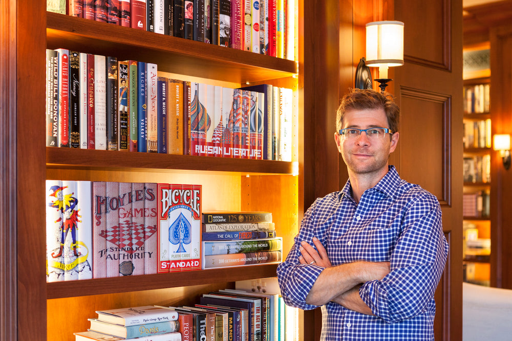 Q&A with Juniper Books Founder Thatcher Wine