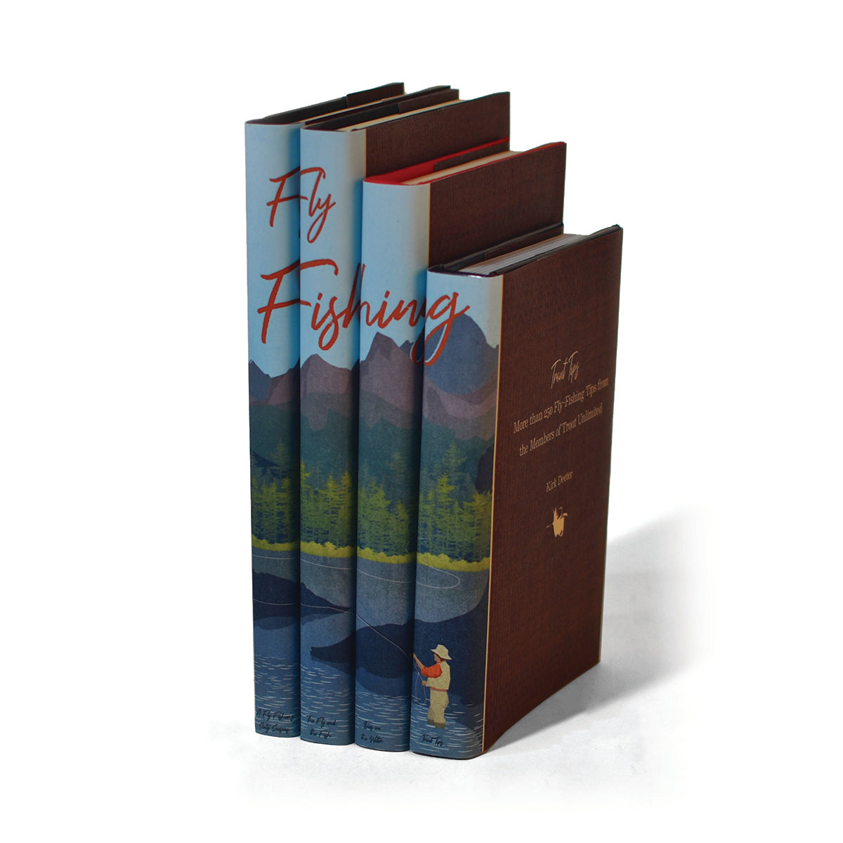 Fly Fishing Book Set