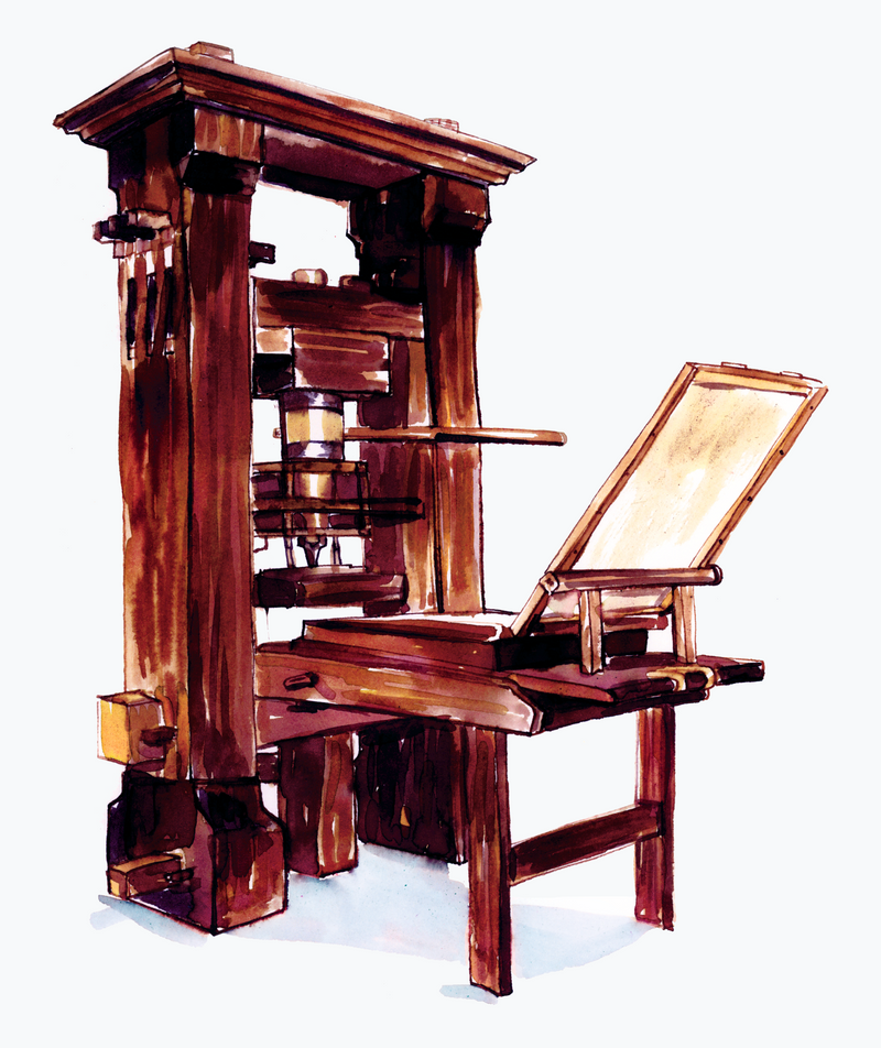 The History of Bookbinding