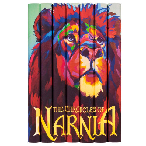 Chronicles of Narnia from Juniper Books with art by Thomas Evans aka Detour