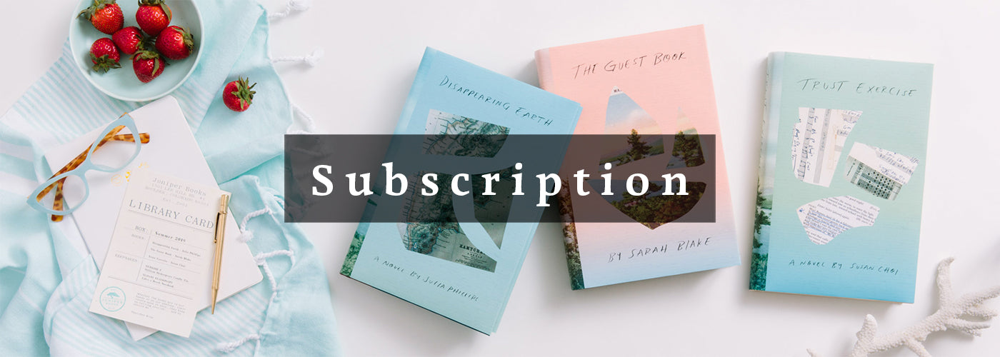 Banner for Subscriptions