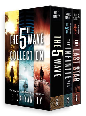Publisher Boxed Set: The 5th Wave Collection