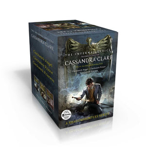 Publisher Boxed Set: The Infernal Devices Complete Collection