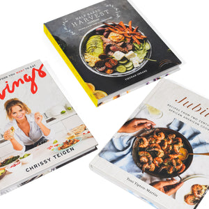 Feed Your Soul: Banded Cookbook Set