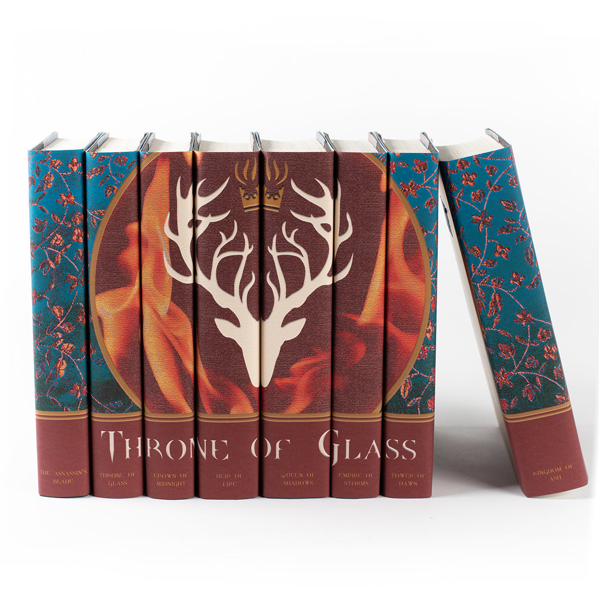 Throne of Glass Set