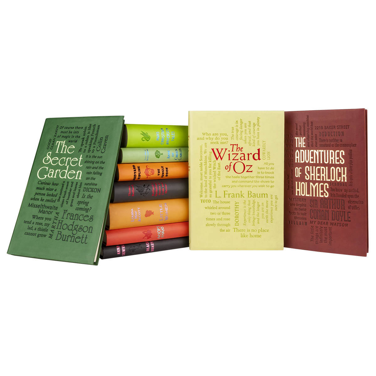 Word Cloud Classics Set of 50