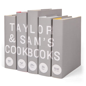 Personalized Cookbooks