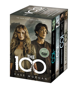 Publisher Boxed Set: The 100 Complete Boxed Set 4 Book Collection