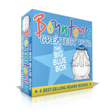 Publisher Boxed Set: Boynton's Greatest Hits: The Big Blue Box 4 Book Collection