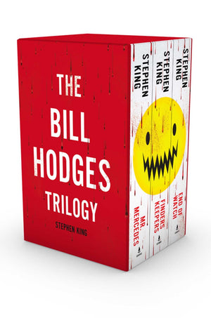 Publisher Boxed Set: The Bill Hodges Trilogy Boxed Set 3 Book Collection