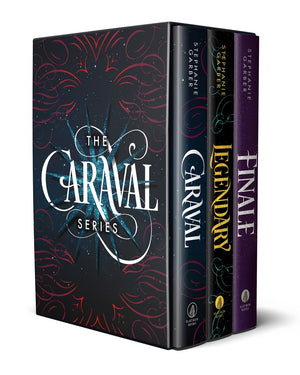 Publisher Boxed Set: Caraval Boxed Set 3 Book Collection
