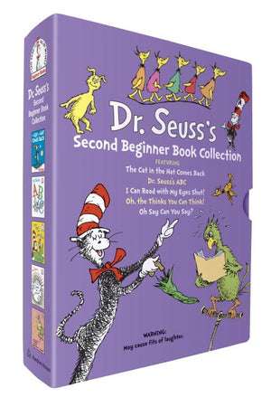 Publisher Boxed Set: Dr. Seuss's Second Beginner Book Collection