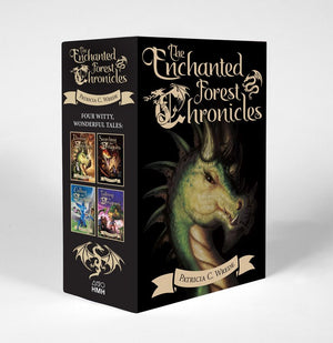 Publisher Boxed Set: The Enchanted Forest Chronicles 4 Book Collection