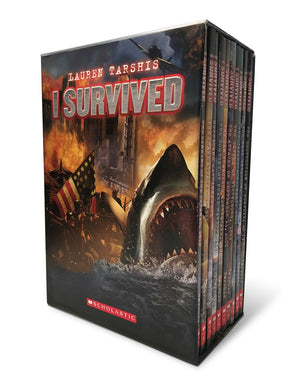 Publisher Boxed Set: I Survived: Ten Thrilling Stories