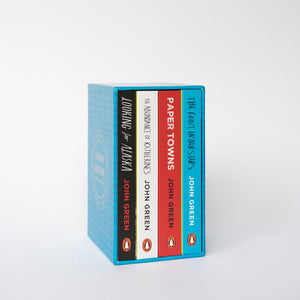 Publisher Boxed Set: Penguin Minis: John Green 4 Book Collection