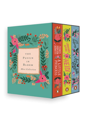 Publisher Boxed Set:  Penguin Minis Puffin in Bloom 3 Book Collection